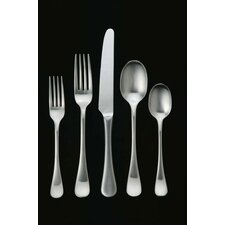 <strong>Ginkgo</strong> Bergen 45 Piece Flatware Set