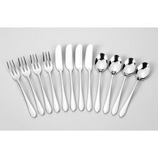<strong>Ginkgo</strong> Stainless Steel Linden 12 Piece Accessory Set