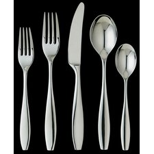 Skandia 5 Piece Flatware Set