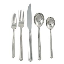 Roberto 5 Piece Place Setting