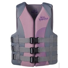 Adult Dual-Sized Rapid-Dry Life Vest