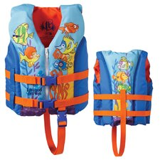 <strong>Full Throttle</strong> Hinged Water Sports Child's Life Vest
