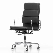 Eames High-Back Leather Executive Chair
