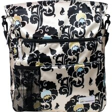 Lexington Poly Satin Tote