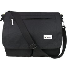 Seattle 600D Poly Messenger Bag