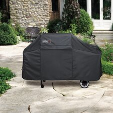 Genesis Silver C Grill Cover