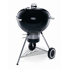 "26.5"" One-Touch Gold Charcoal Grill"