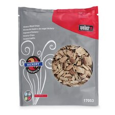 Hickory Wood Chips (Set of 3)