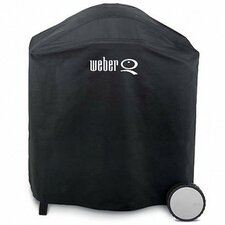 <strong>Weber</strong> Q Premium Vinyl Cover Fits with Q300 Gas Grills
