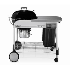 "22.5"" Platinum Performer Charcoal Grill with Touch-N-Go Ignition"