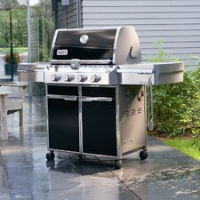 <strong>Weber</strong> Summit E-420 Gas Grill