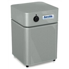 <strong>Austin Air</strong> HM Plus HealthMate Junior Air Purifier in Silver w/ Optional Replacement Filters