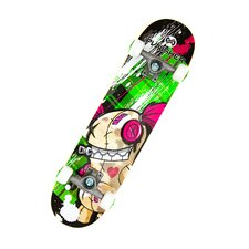 "<strong>Punisher Skateboards</strong> Jinx Complete 31"" Skateboard"
