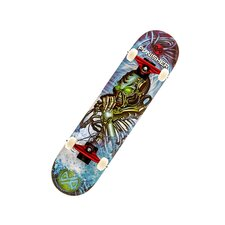 "Punisher Alien Rage 31"" Complete Skateboard"