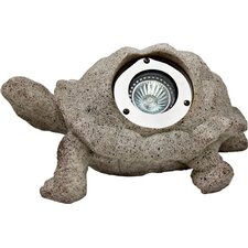 <strong>Dabmar Lighting</strong> 1 Light Turtle Garden Accent Light