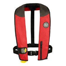 Deluxe Adult Manual Inflatable PFD with Sailing Harness