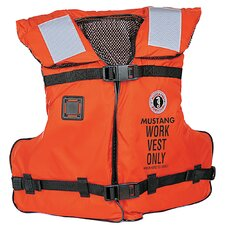 Work Vest with Solas Tape