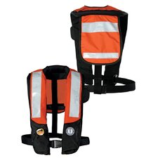 Automatic HIT Inflatable PFD with Solas Reflective Tape