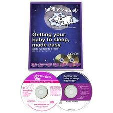 Getting Your Baby To Sleep, Made Easy 2 CD Set