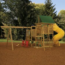 Great Escape Gold Swing Set