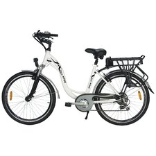 Women's Electric Sport Hybrid Bike
