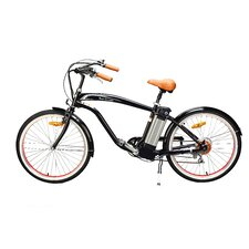 Sun Cruzer Electric Beach Cruiser Bike