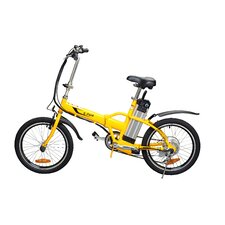 Girl's E- Fold Folding Electric Bike