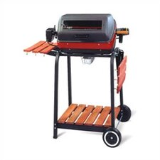 <strong>Meco</strong> 9000 Series Deluxe Cart Electric Grill with Rotisserie