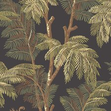 Tommy Bahama Archival Palm Tree Wallpaper