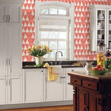 Bistro 750 Kitchen Pears Prepasted Wallpaper