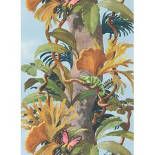 <strong>York Wallcoverings</strong> York Kids IV Jungle Tree Trunk Wallpaper Border