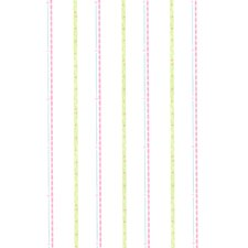 York Kids IV Squiggle Stripes Wallpaper