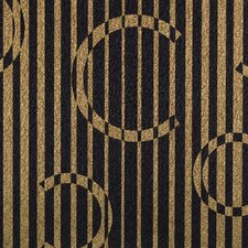 <strong>York Wallcoverings</strong> Bling Monogram Stripes Wallpaper