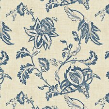 French Dressing Jacobean Floral Wallpaper