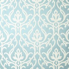 <strong>York Wallcoverings</strong> Candice Olson Shimmering Details Dazzled Damask Wallpaper