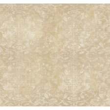 Elements Opal Damask Wallpaper