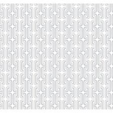 Peek-A-Boo Franco Graphic Chain Link Wallpaper