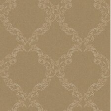 Royal Cottage Leafy Ogee Harlequin Wallpaper