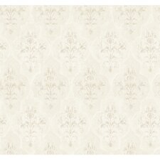 Fresco Moroccan Damask Wallpaper