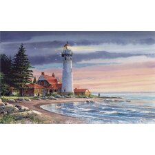 Portfolio II Northern Lighthouse Wall Mural