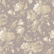 <strong>York Wallcoverings</strong> Gentle Manor Trail Toile Wallpaper