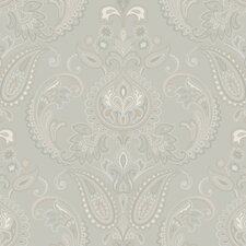 <strong>York Wallcoverings</strong> Candice Olson Inspired Elegance Tasara Wallpaper