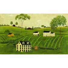 Portfolio II Countryside Wall Mural