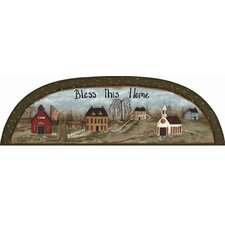 Portfolio II Country Arch Folk Accent Art Wall Mural