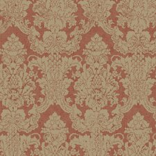 <strong>York Wallcoverings</strong> Aged Elegance II Garden Damask Wallpaper