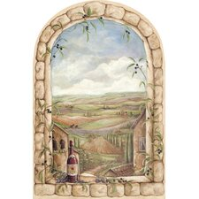 Mural Portfolio II Tuscan View Wall Decal