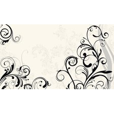 Portfolio II Deco Scroll Wall Mural