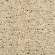 Modern Rustic Sueded Cork Abstract Wallpaper