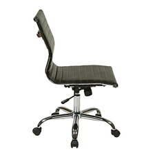 "WorkSmart 18"" Chair with Built-in Lumbar Support"