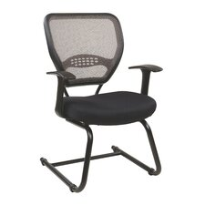 "<strong>Office Star Products</strong> Space 18.5"" Visitors Chair"